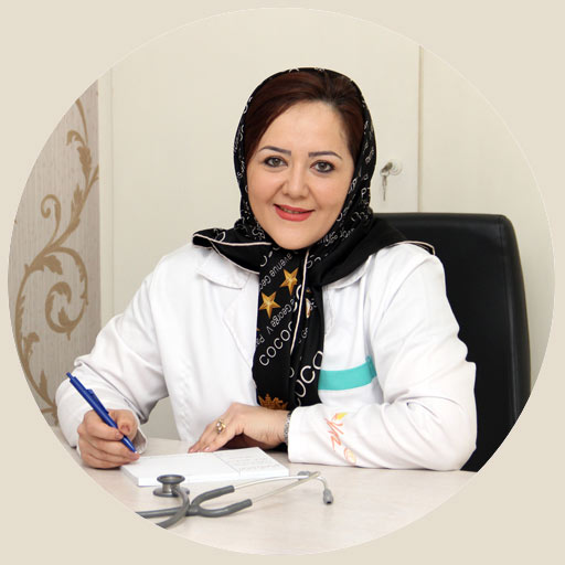 دکتر  آزیتا  درابادی زارع