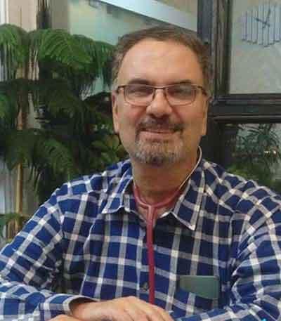 دکتر امیر  باغانی