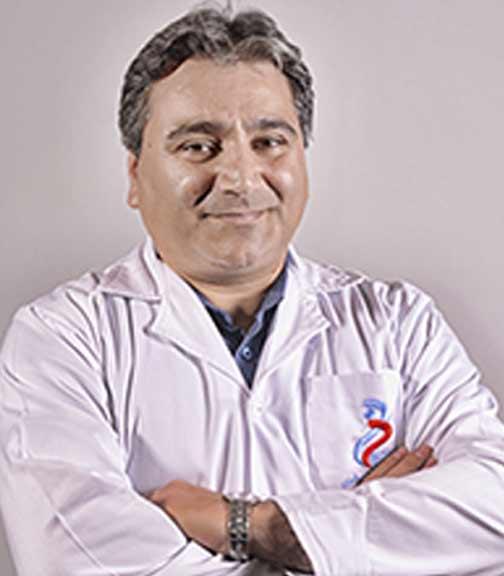 دکتر غلامعلی محرابی