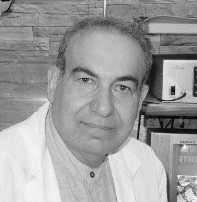 دکتر جواد شکیباپور