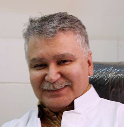 دکتر مهرداد البرزی