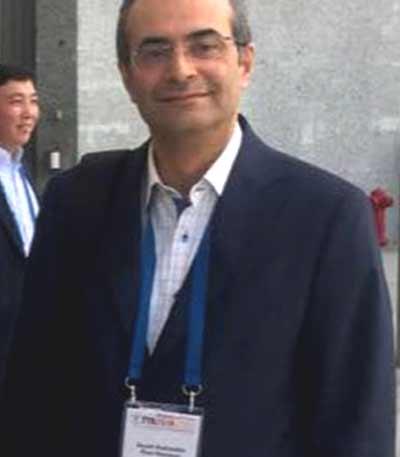 دکتر  سید صدرالدین  راثی هاشمی