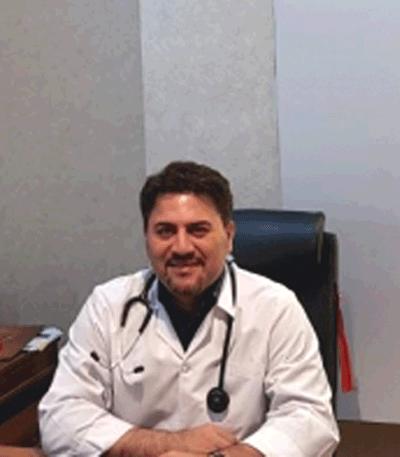 دکتر حمیدرضا  افشارجو