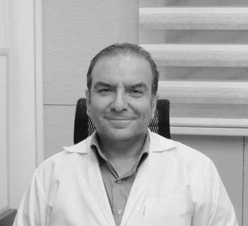 دکتر رضا قانع شیرازی