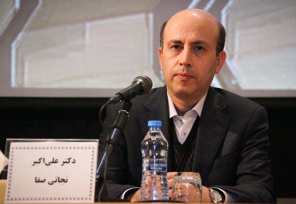 دکتر علی اکبر نجاتی صفا