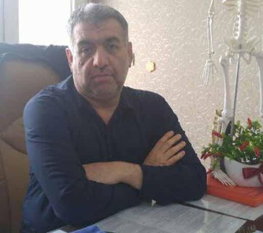 دکتر حسین بای