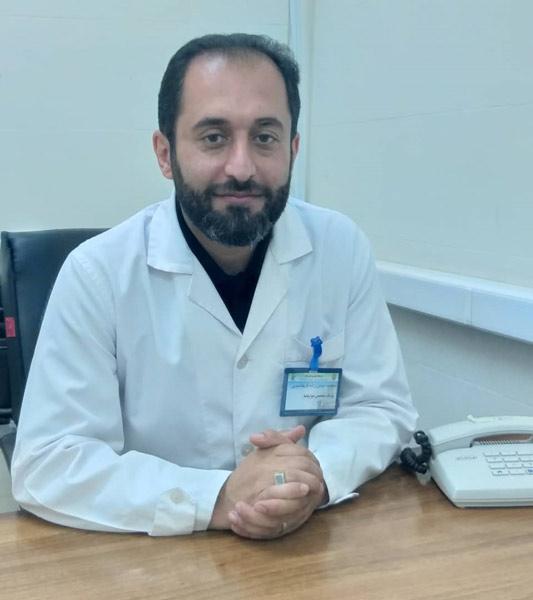 دکتر محمود مومن زاده