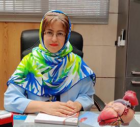 دکتر زینب سادات فتاح