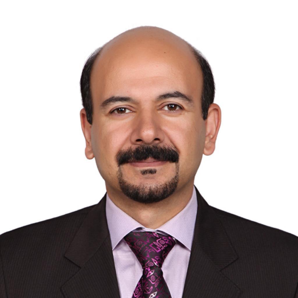 دکتر سید کامیار حسین اشرفی