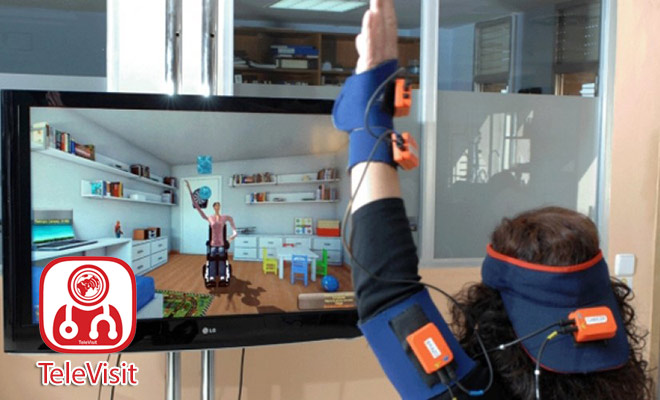 Remote Rehabilitation Using Virtual Reality